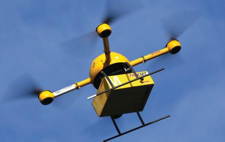 Alibaba liefert mit Drohnen