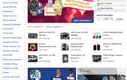 Tamedia kauft Onlineportal Ricardo