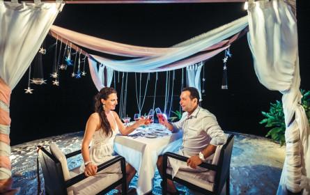 """""""Honeymoon Specials"""" an außergewöhnlichen Orten"""
