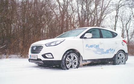 Hyundai stofft mit Wasser im Tank in die Zukunft