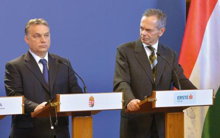 Erste Group beginnt neue Banken-Ära in Ungarn