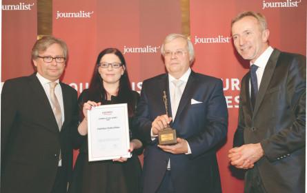 Journalist des Jahres