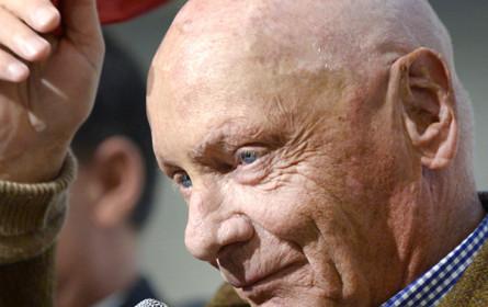 Niki Lauda als neuer Markenbotschafter