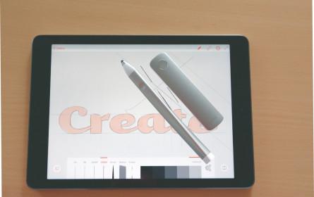 Digitale Gestaltungstools für kreative Tablet-User