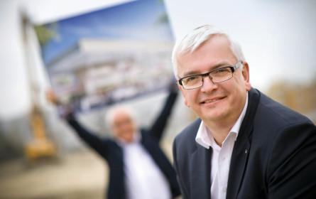 Mitten in Simmering: huma wird zum städtischen EKZ