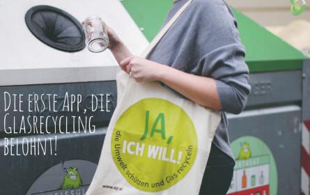 Fürs Recycling belohnt werden