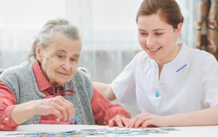Demografie lässt Zahl der Demenzfälle steigen
