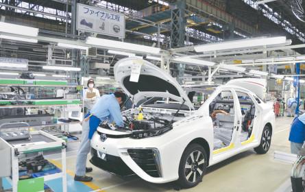 Blick in die automobile Zukunft