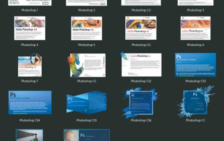 Die rasante Evolution einer Bildbearbeitungs-Software