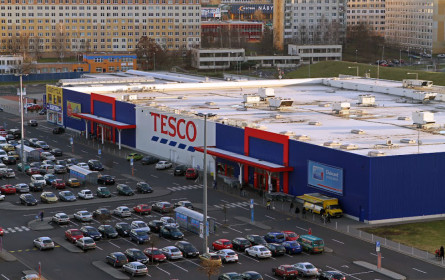 Reges Interesse an Tesco-Läden