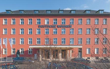 Deutsche Wohnen bietet Mitte März