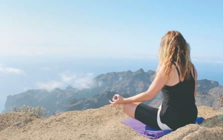 Yogaurlaub für die Frauen