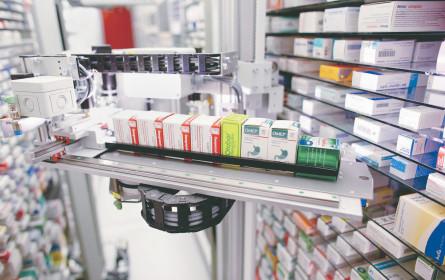 Roboter für Apotheker