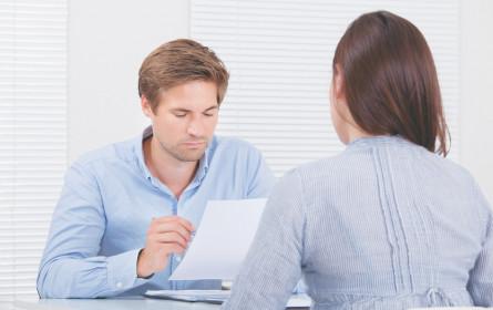 Arbeitgeber übersehen die besten Bewerber