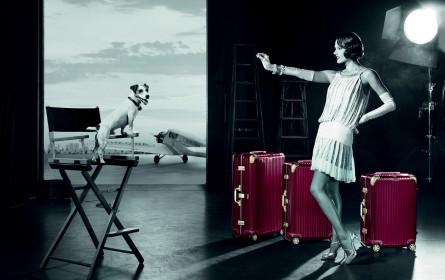 Rimowa unternimmt eine elegante Zeitreise