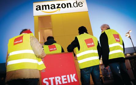 Neue Amazon-Streiks