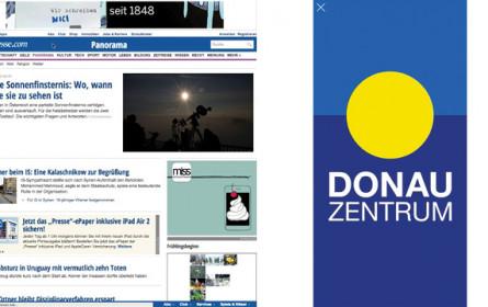 Sonnenfinsternis auf diepresse.com