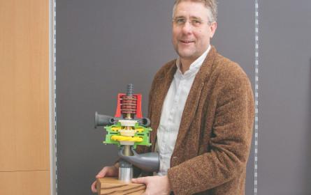 Flexible Pumpturbine für kleine Speicherkraftwerke