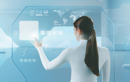 Beim Arbeiten sind Frauen wirklich digital