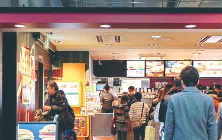 McDonald's erhöht Löhne in USA