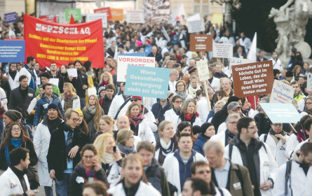 Ärzte: Gehaltsstreit wird unendliche Geschichte