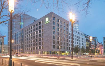UBM und IHG eröffnen Holiday Inn Alte Oper