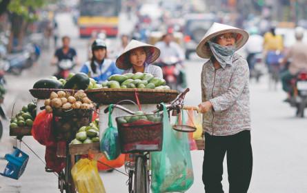 Wachstumsmarkt Asien im Visier