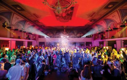 """WineBeats Clubbing"" im Casino"