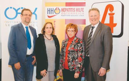 Neue Hepatitis-Kampagne startet