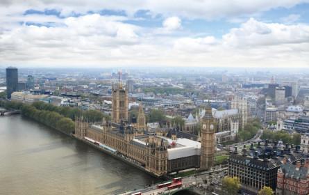 ETF auf den UK-Immobilienmarkt