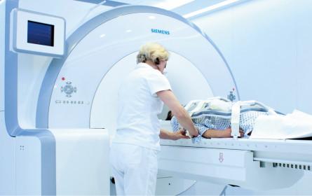 Radiologen fahren nach Screeningbremse MRT auf