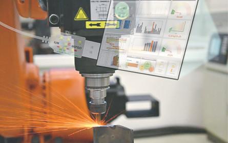 Industrie-Cockpit für flexiblere Produktion