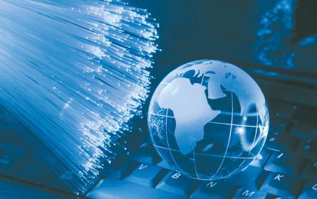 Internet-Verbindungsgeschwindigkeit steigt