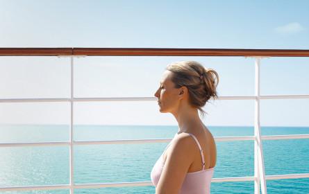 Mein Schiff mit Yoga- und Fitness-Woche