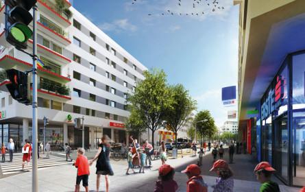 Erste gemanagte Einkaufsstraße Österreichs