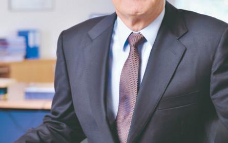Klaus Hübner bleibt im Amt