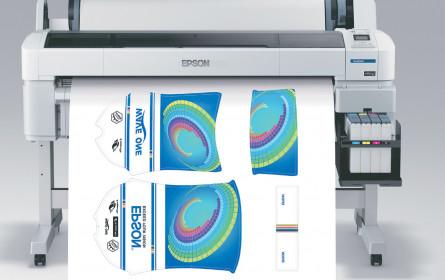 Produktionsverfahren für den Textildruck