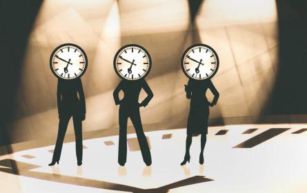 Zeitarbeit gleichwertig zur Festanstellung