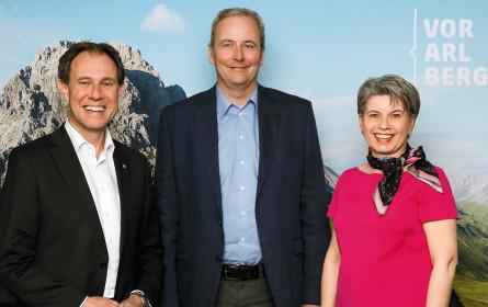 In Vorarlberg ist Arbeiten in Netzwerken angesagt
