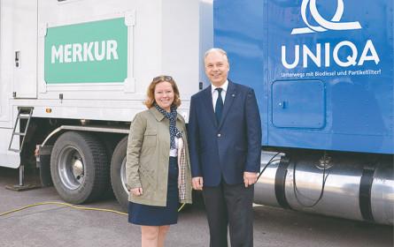Gesundheit per Truck