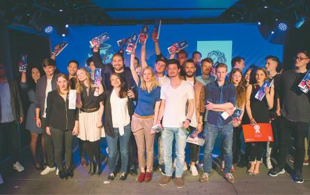 Österreichs 13 junge und kreative Löwen für Cannes