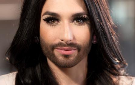 Google: Conchita Wurst vor ABBA