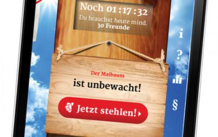 Maibaum-Jagd online