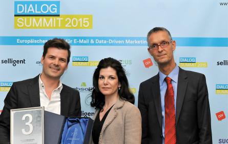 Dialogschmiede holt drei Awards