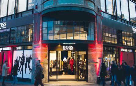 """Boss & Co setzen stärker auf """"konzerneigenen Einzelhandel"""""""