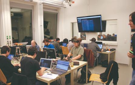 Preisgekrönte TU-Hacker