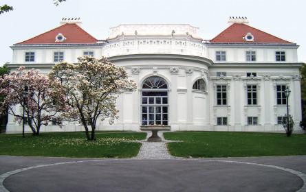 Pavillon bei Palais Schönburg
