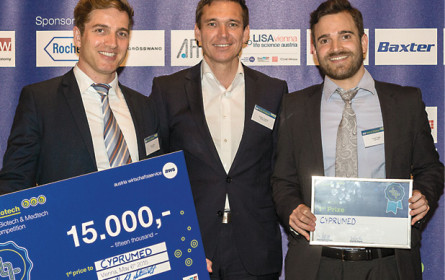 40.000 Euro für Life Sciences