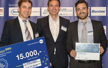 40.000 Euro für Life Sciences