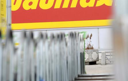 bauMax schließt Markt in Kranj